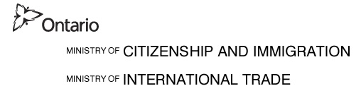 Ontario Ministry of Citizenship and Immigration