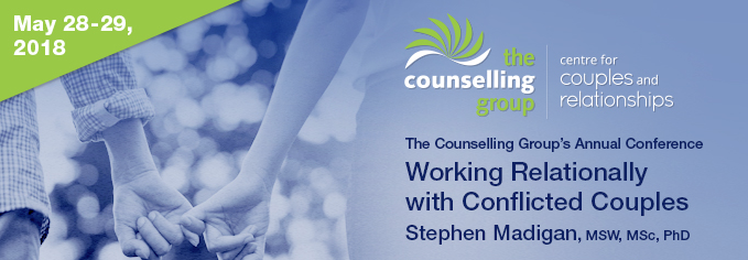Workshop: Working Relationally With Conflicted Couples, Stephen Madigan, MSW, MSc, PhD