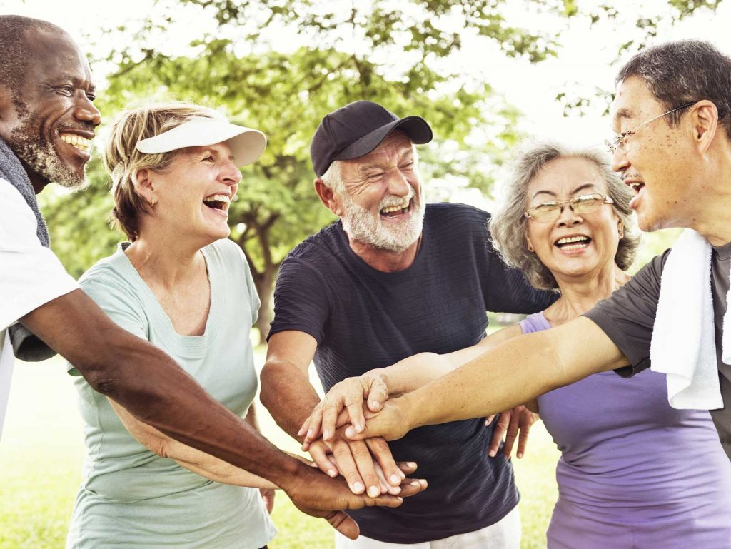 HEALTHY AGING – PLANNING FOR YOUR FUTURE