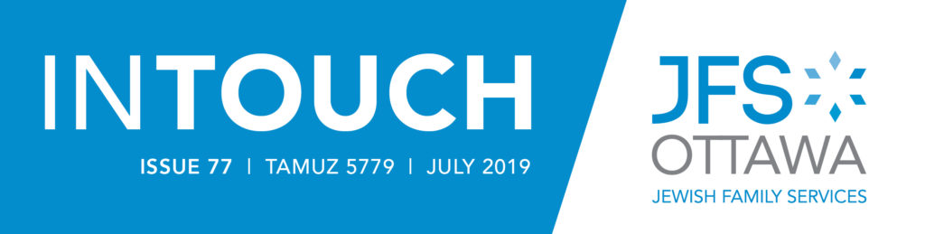 INTOUCH – JULY 2019 – NEWSLETTER