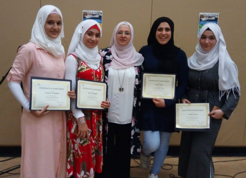 JFS Launches Program for Newcomer Youth